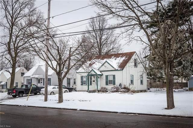 839 E Archwood Avenue, Akron, OH 44306 (MLS #4287383) :: TG Real Estate
