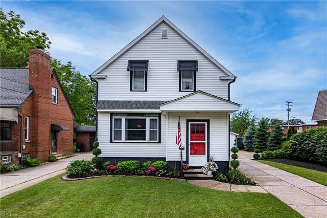 1504 Northview Road, Rocky River, OH 44116 (MLS #4287392) :: The Holden Agency