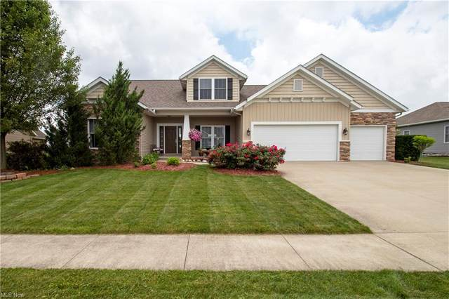 4060 Peabody Place, Wooster, OH 44691 (MLS #4287407) :: The Holden Agency