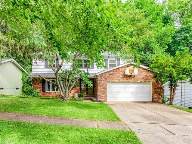 1463 Shanabrook Drive, Akron, OH 44313 (MLS #4287413) :: The Holden Agency