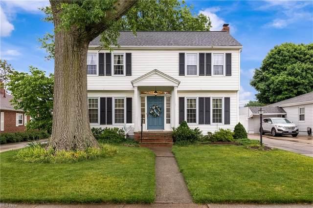 187 Overlook Avenue, Wadsworth, OH 44281 (MLS #4287416) :: Select Properties Realty