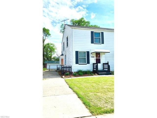 14233 Tuckahoe Avenue, Cleveland, OH 44111 (MLS #4287455) :: The Holly Ritchie Team