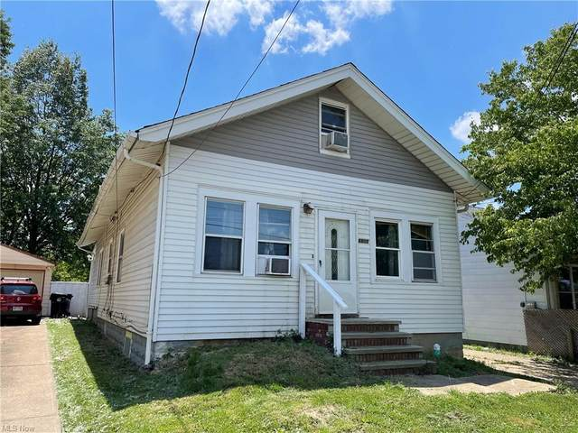 6805 Flowerdale Avenue, Cleveland, OH 44144 (MLS #4287489) :: RE/MAX Edge Realty
