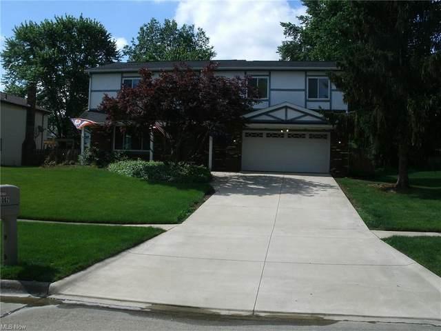 1062 Oakbrooke, Medina, OH 44256 (MLS #4287504) :: RE/MAX Trends Realty