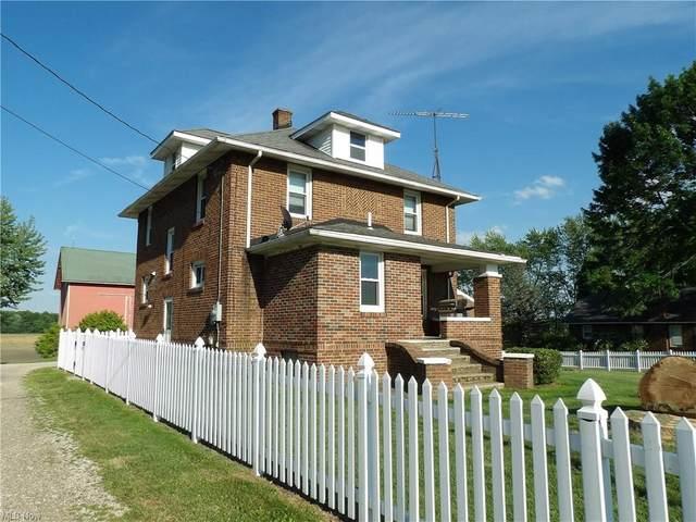 14420 Ravenna Avenue NE, Alliance, OH 44601 (MLS #4287533) :: The Art of Real Estate