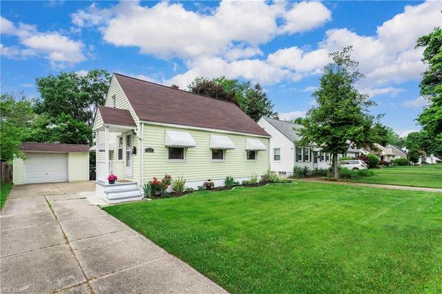 4336 W 187th Street, Cleveland, OH 44135 (MLS #4287540) :: The Holden Agency