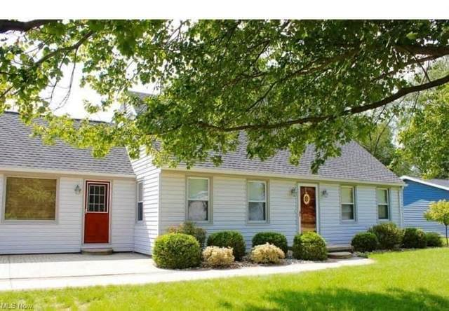 12655 Williamsburg Avenue NW, Uniontown, OH 44685 (MLS #4287569) :: RE/MAX Edge Realty