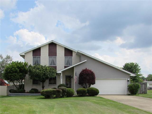 1343 Pheasant Court, Youngstown, OH 44512 (MLS #4287603) :: Tammy Grogan and Associates at Keller Williams Chervenic Realty