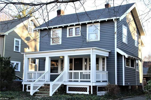 3818 Parkdale Road, Cleveland Heights, OH 44121 (MLS #4287634) :: The Crockett Team, Howard Hanna