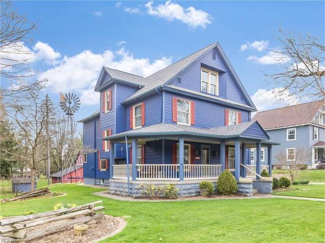 3766 Edison Street NW, Uniontown, OH 44685 (MLS #4287657) :: RE/MAX Edge Realty