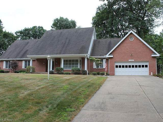 318 Maywood Drive, New Franklin, OH 44319 (MLS #4287658) :: The Holden Agency