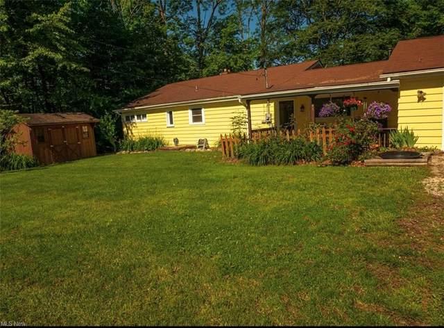 41 Hartzell Road, North Benton, OH 44449 (MLS #4287684) :: The Holden Agency