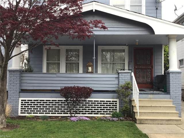 631 E 96th Street, Cleveland, OH 44108 (MLS #4287709) :: The Holden Agency
