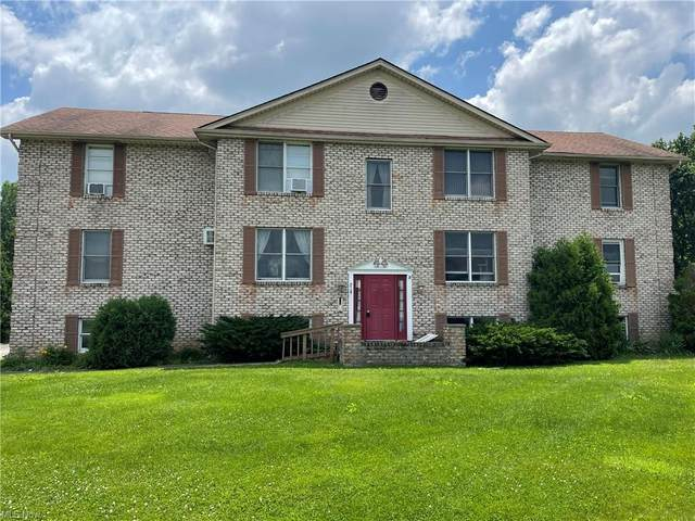 918 Pearson Circle #5, Youngstown, OH 44512 (MLS #4287717) :: TG Real Estate