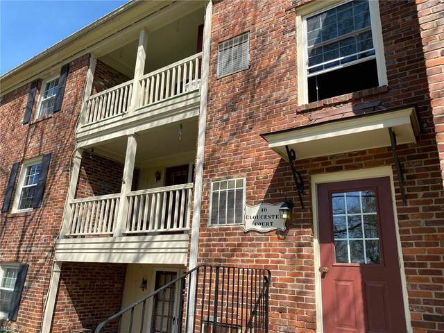 40 Gloucester Court 4 C, Akron, OH 44313 (MLS #4287720) :: The Holden Agency