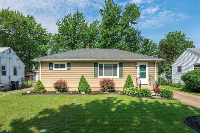 374 White Oak Drive, Elyria, OH 44035 (MLS #4287772) :: The Art of Real Estate