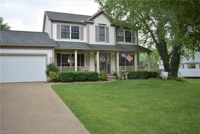 3144 Stockdale Circle NW, Uniontown, OH 44685 (MLS #4287784) :: The Holden Agency