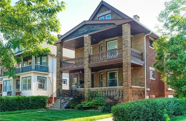 1562 Ridgewood Avenue, Lakewood, OH 44107 (MLS #4287799) :: The Holden Agency