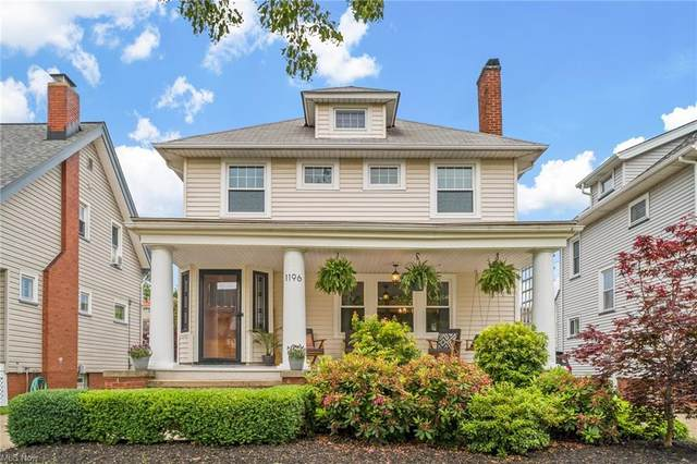 1196 French Avenue, Lakewood, OH 44107 (MLS #4287800) :: The Holden Agency