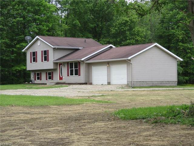 5509 State Route 193, Andover, OH 44003 (MLS #4287816) :: The Holden Agency