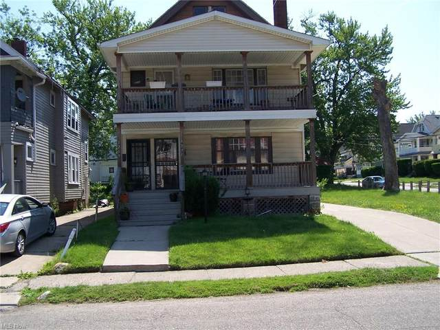 1269 E 143rd Street, East Cleveland, OH 44112 (MLS #4287819) :: The Holly Ritchie Team
