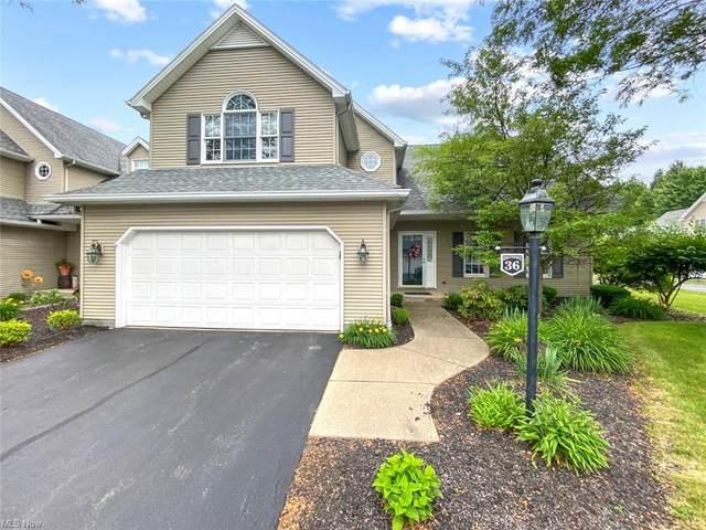 36 Greystone, Poland, OH 44514 (MLS #4287827) :: TG Real Estate