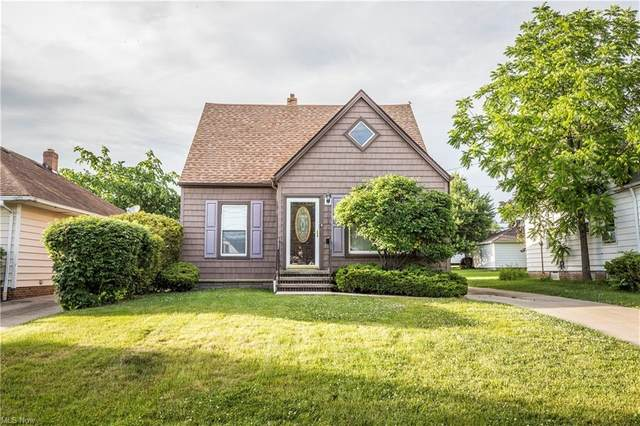 15703 Turney Road, Maple Heights, OH 44137 (MLS #4287861) :: The Holden Agency