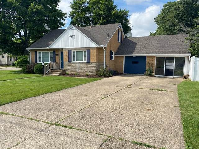 1207 Gulling Avenue, Louisville, OH 44641 (MLS #4287889) :: RE/MAX Edge Realty