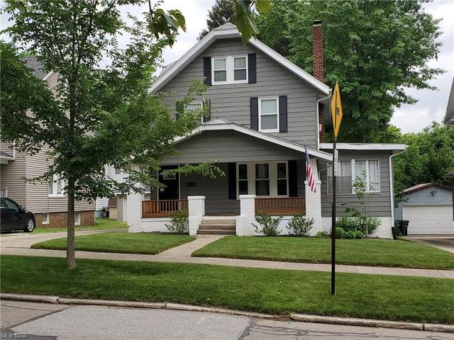 327 Storer Avenue, Akron, OH 44302 (MLS #4287929) :: RE/MAX Trends Realty