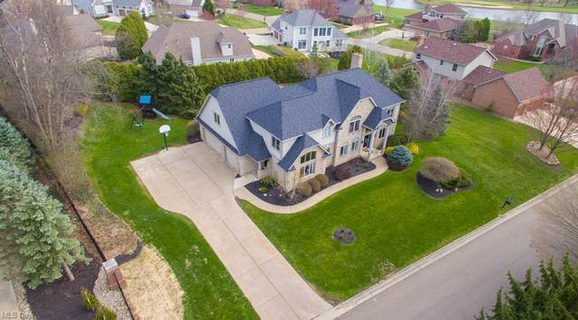 6491 Friarsgate Drive NW, Canton, OH 44718 (MLS #4287983) :: The Holden Agency