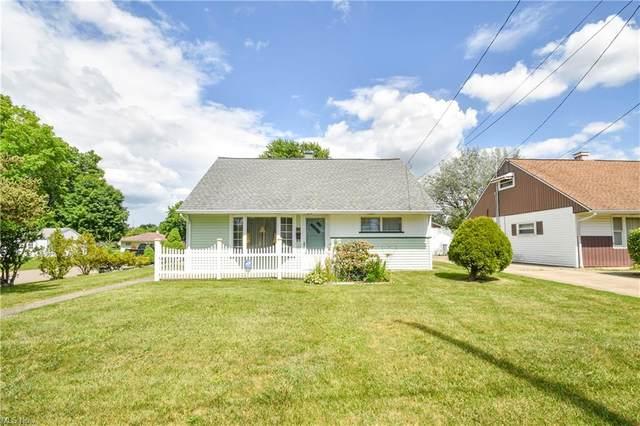 175 Idlewood Road, Austintown, OH 44515 (MLS #4287987) :: TG Real Estate