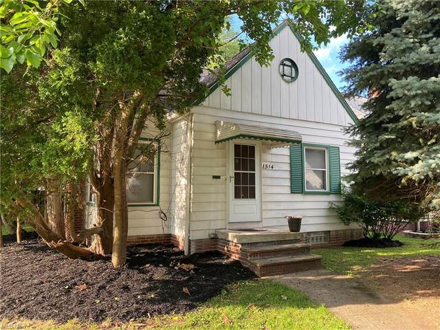 1514 Mayview Avenue, Cleveland, OH 44109 (MLS #4288075) :: The Holden Agency