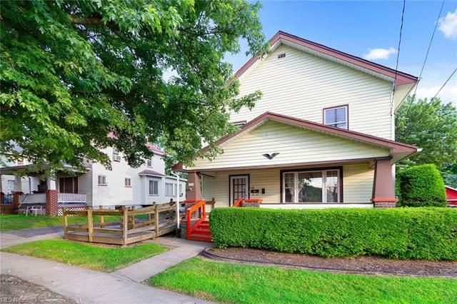 272 Grace Street, Mansfield, OH 44902 (MLS #4288125) :: Tammy Grogan and Associates at Keller Williams Chervenic Realty