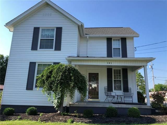 141 North Street, Barnesville, OH 43713 (MLS #4288143) :: Tammy Grogan and Associates at Keller Williams Chervenic Realty