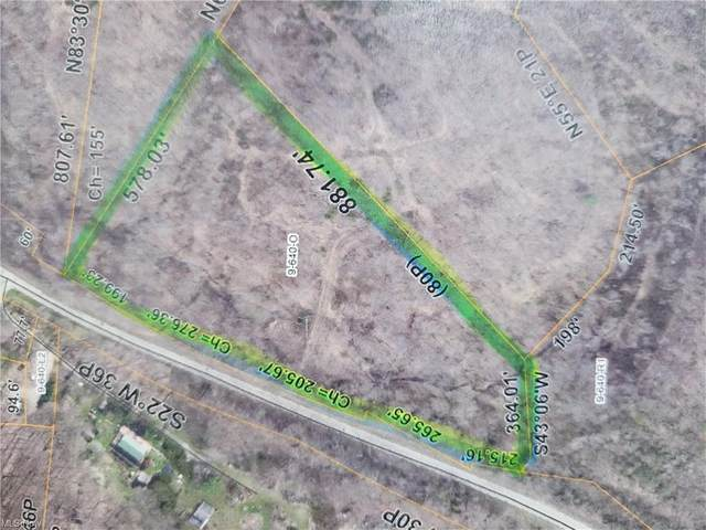 00 Montgomery Hill Road, Walker, WV 26180 (MLS #4288144) :: Keller Williams Legacy Group Realty