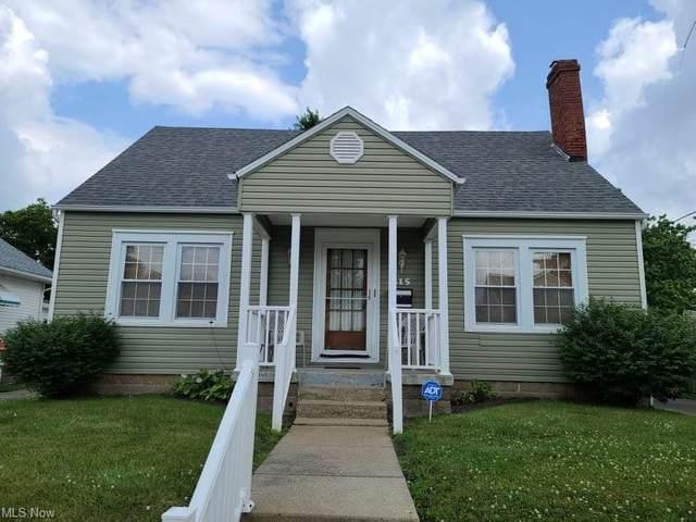 815 Eppley Avenue, Zanesville, OH 43701 (MLS #4288162) :: The Holden Agency