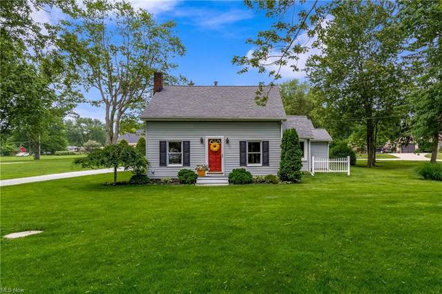 2015 Greensburg Road, North Canton, OH 44720 (MLS #4288170) :: The Holden Agency