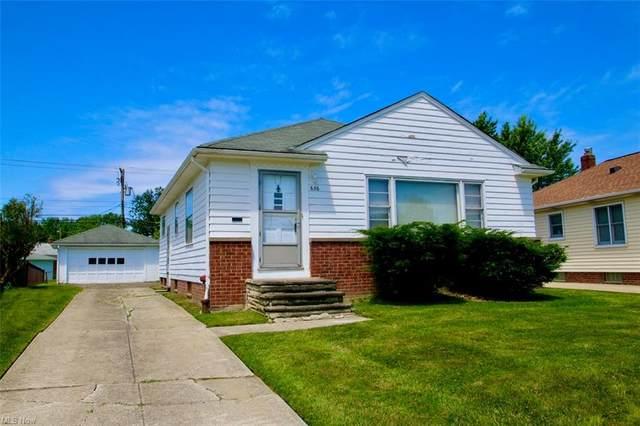 656 Glenhurst Road, Willowick, OH 44095 (MLS #4288181) :: The Holden Agency