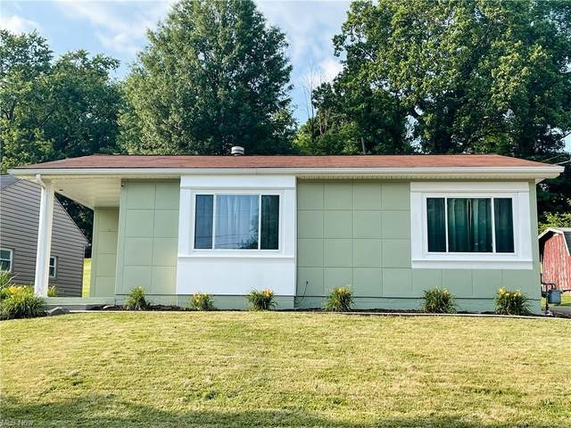 222 Opal Boulevard, Steubenville, OH 43952 (MLS #4288206) :: RE/MAX Edge Realty