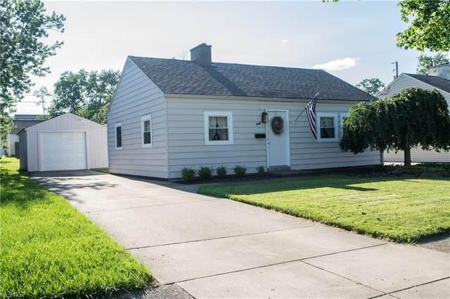 642 Indiana Avenue, McDonald, OH 44437 (MLS #4288225) :: TG Real Estate