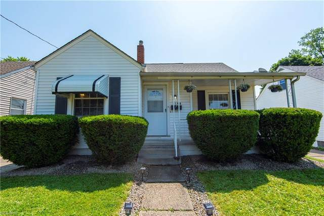 1193 Coventry Street, Akron, OH 44306 (MLS #4288255) :: TG Real Estate