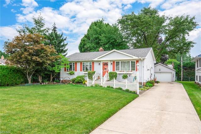 23591 David Drive, North Olmsted, OH 44070 (MLS #4288277) :: Tammy Grogan and Associates at Keller Williams Chervenic Realty