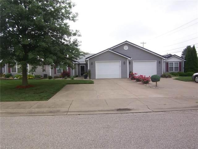702 Oak Tree Lane, Belpre, OH 45714 (MLS #4288284) :: The Art of Real Estate