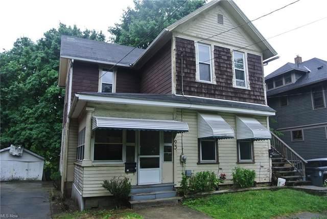 93 S Balch Street, Akron, OH 44302 (MLS #4288385) :: Tammy Grogan and Associates at Keller Williams Chervenic Realty