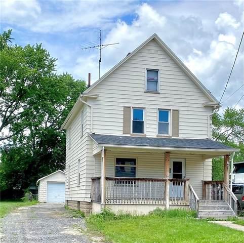 724 Mason Street, Niles, OH 44446 (MLS #4288453) :: Tammy Grogan and Associates at Keller Williams Chervenic Realty
