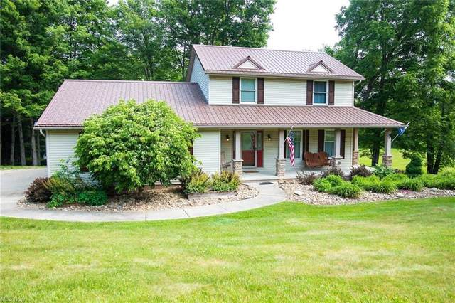 100 N Star Street NW, Carrollton, OH 44615 (MLS #4288493) :: TG Real Estate