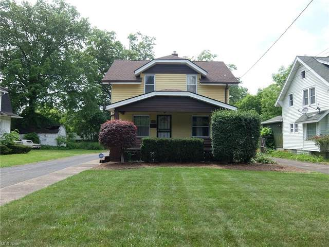 1424 Central Parkway Avenue SE, Warren, OH 44484 (MLS #4288531) :: RE/MAX Trends Realty