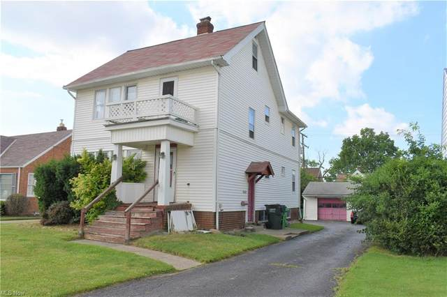 10209 Park Heights Avenue, Garfield Heights, OH 44125 (MLS #4288550) :: TG Real Estate