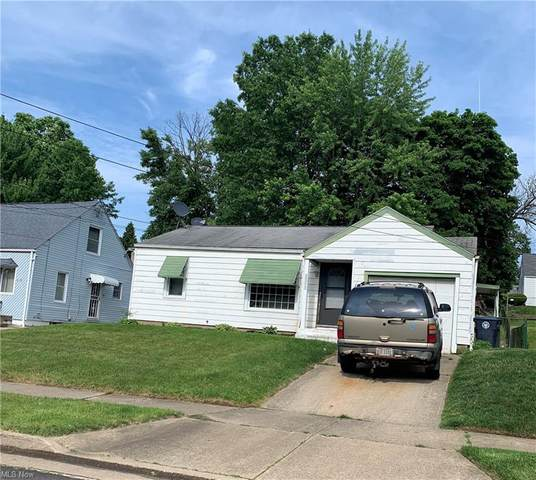 1163 Greenwood Avenue, Akron, OH 44320 (MLS #4288639) :: The Holden Agency