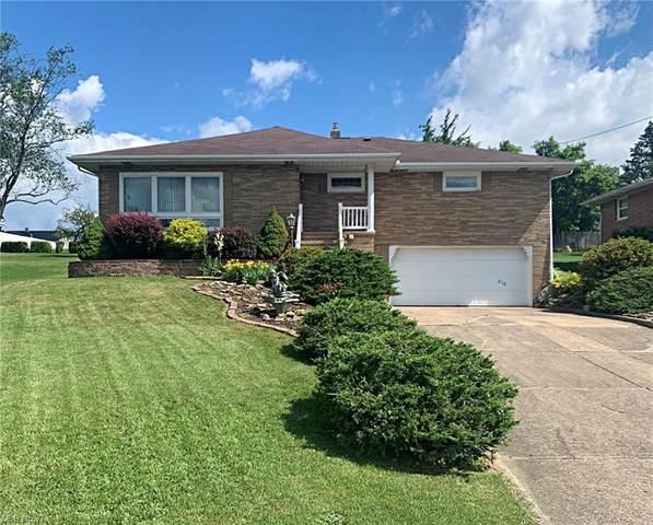 210 Carlisle Avenue, Mingo Junction, OH 43938 (MLS #4288655) :: The Holden Agency